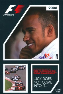 The Official Review of the 2008 FIA Formula One World Championship