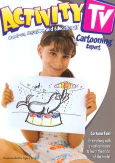 Activity TV: Cartooning - Expert