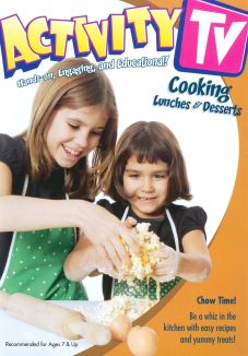 Activity TV: Cooking - Lunches and Desserts