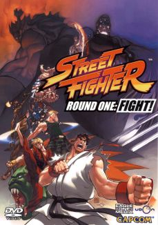 Street Fighter Round One: Fight!