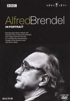 Alfred Brendel in Portrait