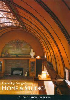 Frank Lloyd Wright's Home & Studio