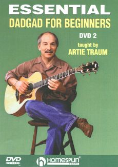 Artie Traum: Essential DADGAD For Beginners, Vol. 2