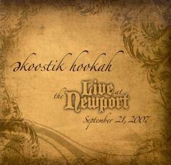 Ekoostik Hookah: Live at the Newport