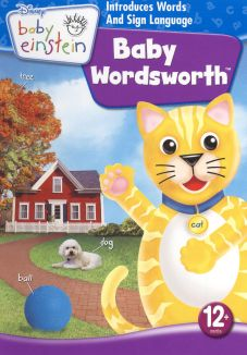 Baby Wordsworth: First Words - Around the House