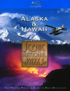 Scenic National Parks: Alaska & Hawaii