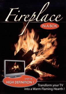 Fireplace in a Box