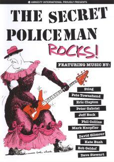 The Secret Policeman Rocks