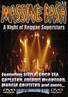 Massive Bash: Night of Reggae Superstars