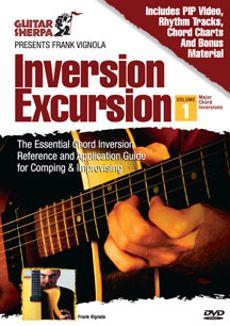 Frank Vignola: Inversion Excursion