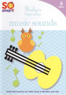 So Smart!: Baby's Beginnings: Music Sounds