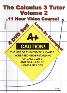 Jason Gibson: Calculus 3 Tutor, Vol. 2 - 11 Hour Course