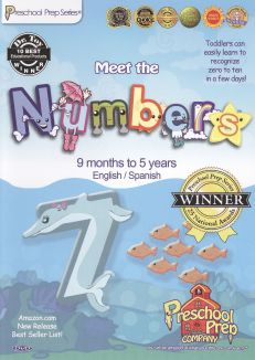 Preschool Prep Series: Meet the Numbers