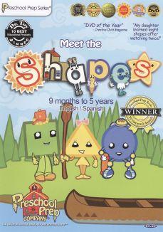 Preschool Prep Series: Meet the Shapes