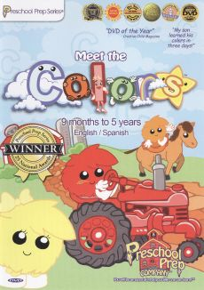 Preschool Prep Series: Meet the Colors