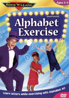 Rock 'N Learn: Alphabet Exercise