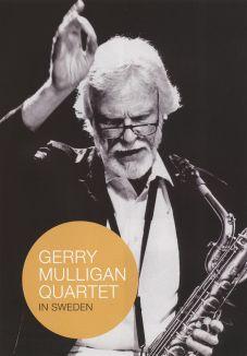 Gerry Mulligan Quartet: In Sweden