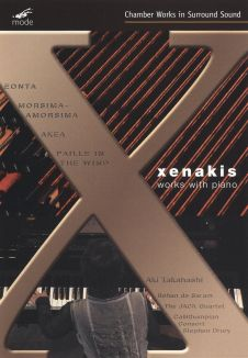 Iannis Xenakis: Works with Piano