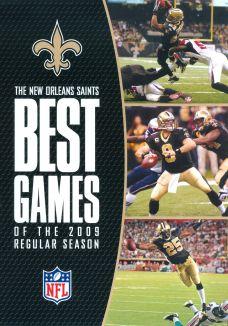 NFL: The New Orleans Saints - Best Games of 2009 Regular Season