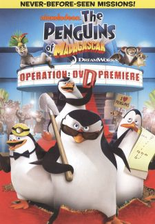 The Penguins of Madagascar: Operation - DVD Premier