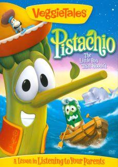 Veggie Tales Pistachio: The Little Boy that Woodn't