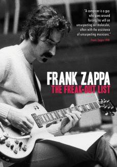 Frank Zappa: The Freak-Out List