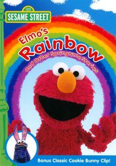 Sesame Street - Elmo's Rainbow and Other Springtime Stories