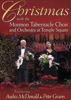 Christmas with the Mormon Tabernacle Choir Featuring Audra McDonald and Peter Graves
