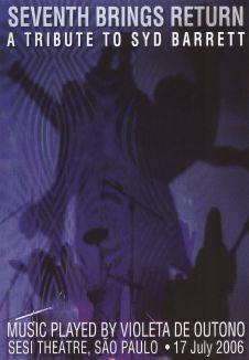 Seventh Brings Return: A Tribute to Syd Barrett