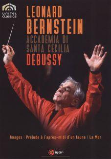 Leonard Bernstein/Acc. di Santa Cecilia: Debussy - Images/Prelude a l'apres-midi d'un faune/La Mer