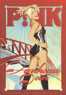 Pink: Funhouse Live in Australia
