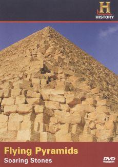 Flying Pyramids Soaring Stones