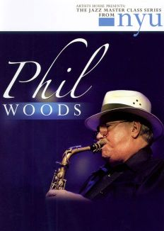 The Jazz Master Class Series From NYU: Phil Woods