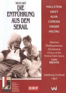 Die Entführung aus dem Serail (Salzberg Festival)