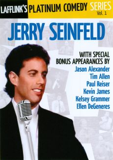 Lafflink's Platinum Comedy Series, Vol. 1: Jerry Seinfeld