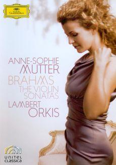 Anne-Sophie Mutter: Brahms - The Violin Sonatas