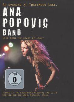 The Ana Popovic Band: An Evening at Trasimeno Lake