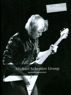 Rockpalast: Michael Schenker Group - Hardrock Legends, Vol. 2