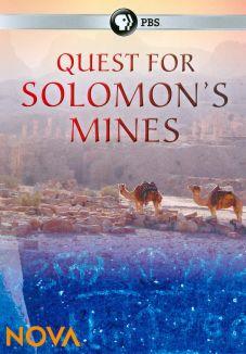NOVA : Quest for Solomon's Mines