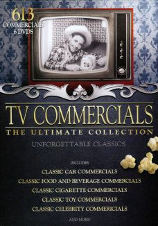 TV Commercials: The Ultimate Collection