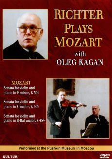 Richter Plays Mozart with Oleg Kagan