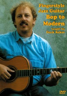 Fingerstyle Jazz Guitar: Bop to Modern