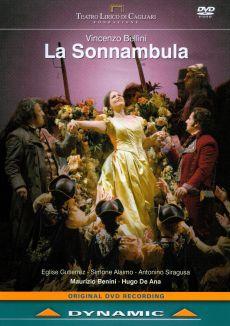 La Sonnambula (Teatro Lirico di Cagliari)