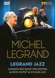 Michel Legrand: Legrand Jazz