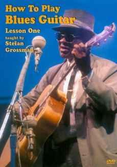 How to Play Blues Guitar: Lesson 1