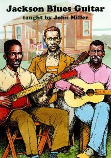 John Miller: Jackson Blues Guitars