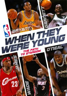 NBA: When They Were Young
