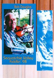 Bob Douglas: Sequatchie Valley Fiddlin' 98