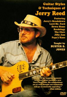 Buster B. Jones: Guitar Styles & Techniques of Jerry Reed