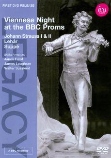 Viennese Night at the Proms: Johann Strauss I & II/Lehar/Suppe